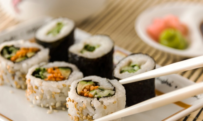 Tabu Sushi Bar & Grill - Del Mar: Sushi and Japanese Food at Tabu Sushi Bar & Grill (Up to 47% Off). Three Options Available.