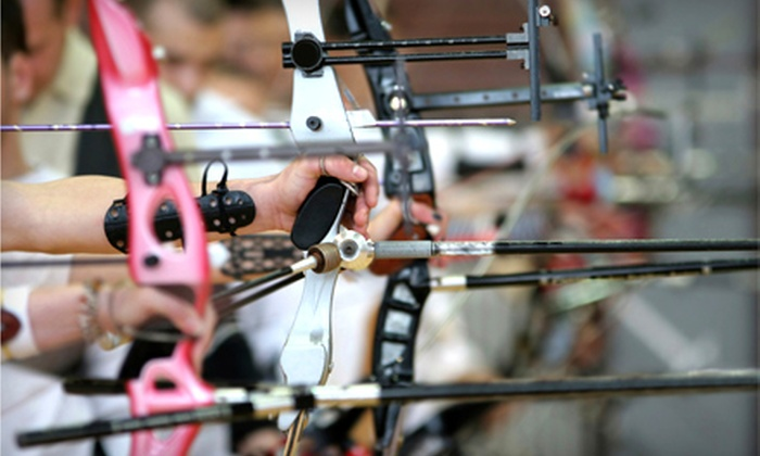 Queens Archery - Queens Archery: Archery Lesson for One or Two with $10 Toward Next Visit at Queens Archery (Up to 52% Off)