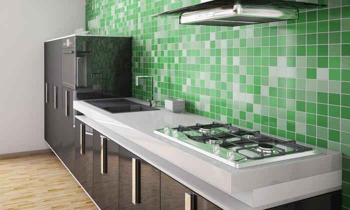 Deangelis Tile - Rochester: $1,200 for a Custom Tile Backsplash from Deangelis Tile ($3,000 Value)