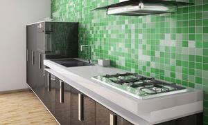 Deangelis Tile: $1,200 for a Custom Tile Backsplash from Deangelis Tile ($3,000 Value)