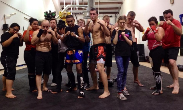 North Texas Kickboxing - Dallas: Four Weeks of Unlimited Boxing or Kickboxing Classes at North Texas Kickboxing (45% Off)