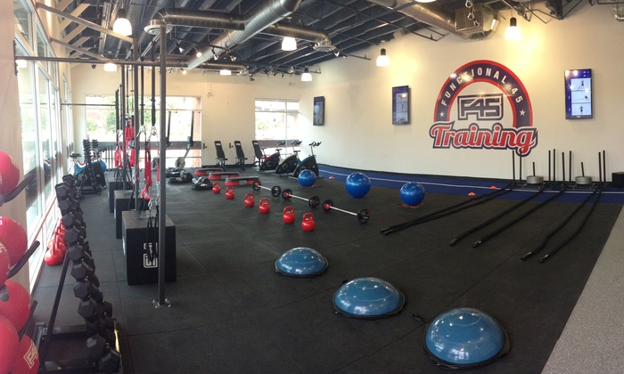 F45 Training  Summerlin - Las Vegas: $45 for One Month of Unlimited Fitness Classes at F45 Training  Summerlin