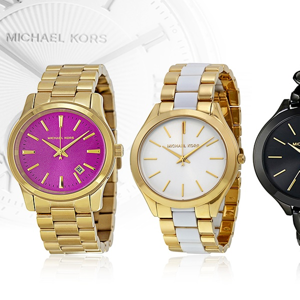 87db52f06f17 Michael Kors Ladies  Casual Watch Collection