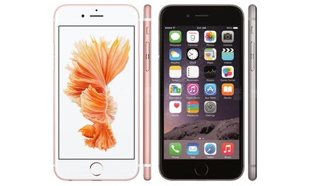 Refurbished iPhone 6s 64GB for £499.99 With Free Delivery