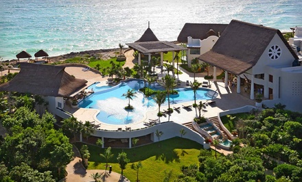 San Francisco: Four- or Seven-Night All-Inclusive Stay at Adonis Tulum Riviera Maya Gay Resort & Spa in Mexico