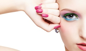 H2O Hair and Beauty: Shellac Manicure or Pedicure (£10) or Both (£18) at H2O Hair and Beauty (Up to 55% Off)