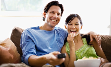 $12 for a Punch Card for Eight Video Rentals at Mr. Video (Up to $23.92 Value)