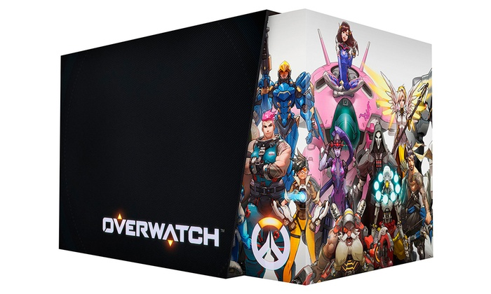 Groupon Goods Global GmbH: Overwatch Collector Edition PS4 a 65,90 € (49% di sconto)