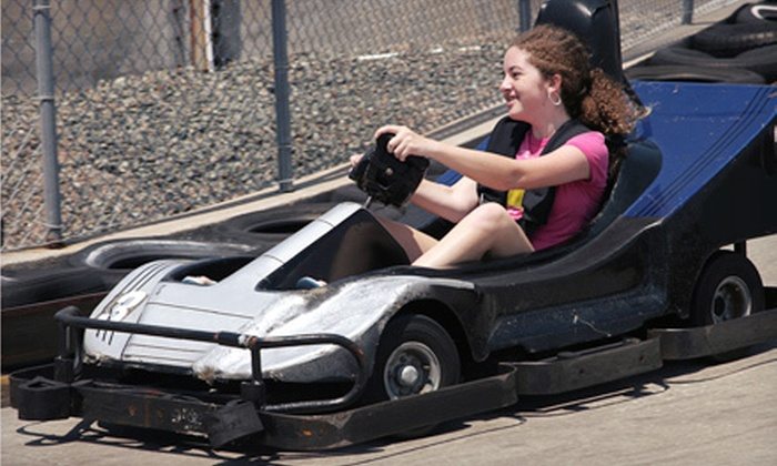 Perche Creek - Columbia: $6 for Two Go-Kart Races at Perche Creek ($13.90 Value)