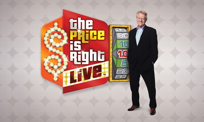 "The Price Is Right Live Featuring Host: Jerry Springer - Harrah's Resort SoCal - The Events Center: ""The Price Is Right Live"" Featuring Host Jerry Springer on March 11 at 9 p.m. or March 12 at 8 p.m."