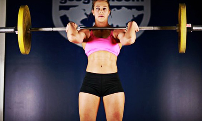 Crossfit Rife - Virginia Beach: $49 for One Month of Unlimited CrossFit Classes at CrossFit Rife ($175 Value)