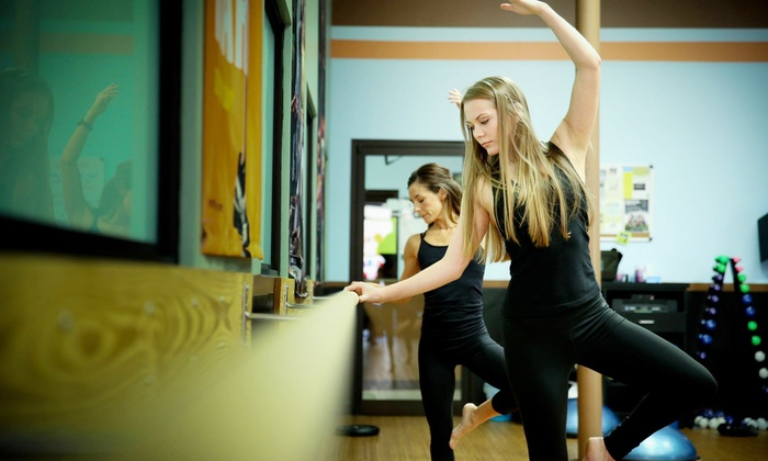 Fit Nation - The Court @ Twelve Oaks: One Month of Unlimited Classes or 10 Classes with $5 Credit to FitShop at Fit Nation (54% Off)