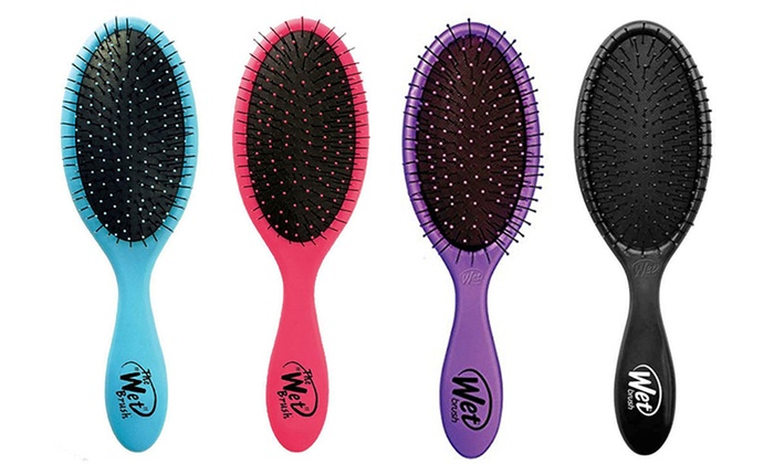 1 2 Or 3 Pack Of The Wet Brush Detangling Hairbrushes