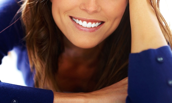 Electrology Laboratory of Maine - Falmouth: $99 for an In-Office LumaProbe Teeth-Whitening Session at Electrology Laboratory of Maine ($200 Value)