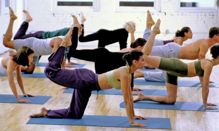Skanda Yoga Studio - Coral Way: 5 or 10 Yoga Classes at Skanda Yoga Studio (Up to 69% Off)