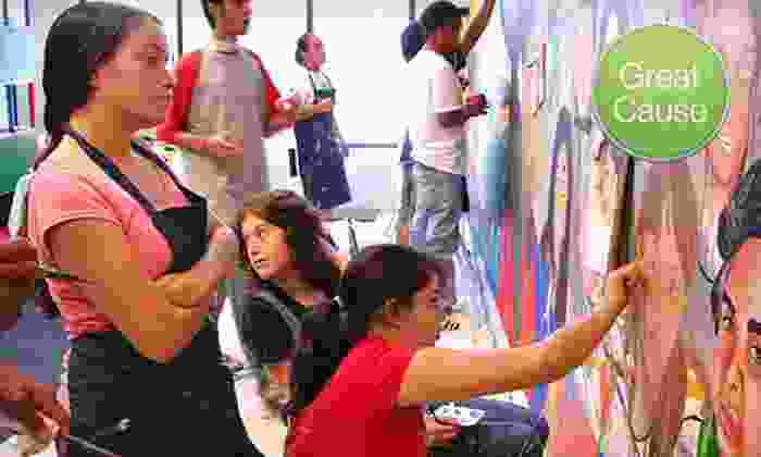 National Museum of Mexican Art - Chicago: If 25 People Donate $10, Then the National Museum of Mexican Art Can Sponsor a Teen in the Yollocalli Arts Reach Program