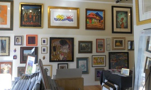 Back to the Picture: $39 for $100 Worth of Custom Framing at Back to the Picture