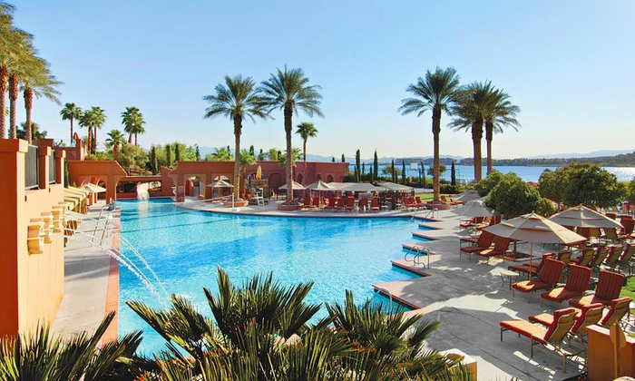 The Westin Lake Las Vegas Resort & Spa - Henderson, NV: Cabana or Pool Access Package for Up to Four at The Westin Lake Las Vegas Resort & Spa (Up to 60% Off)
