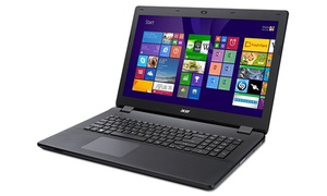 "Acer Es1-711 17.3"" Laptop With Intel Pentium N3540 Processor, 4gb Ram, And 500gb Hard Drive (manufacturer Refurbished)"