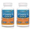 NutriGold Vitamin D3 Gold Immunity Support Supplement