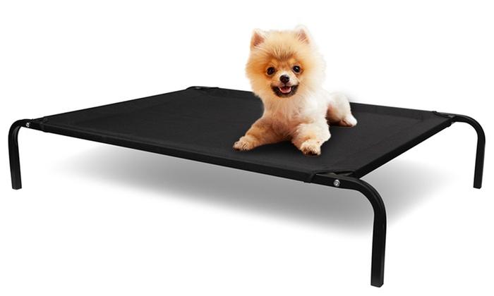 Elevated Steel Framed Comfort Pet Bed