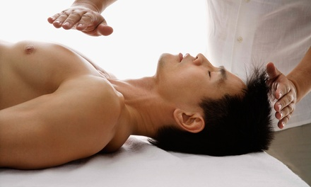 60-Minute Reiki Treatment at Inner Ascended Masters Ministry (50% Off)