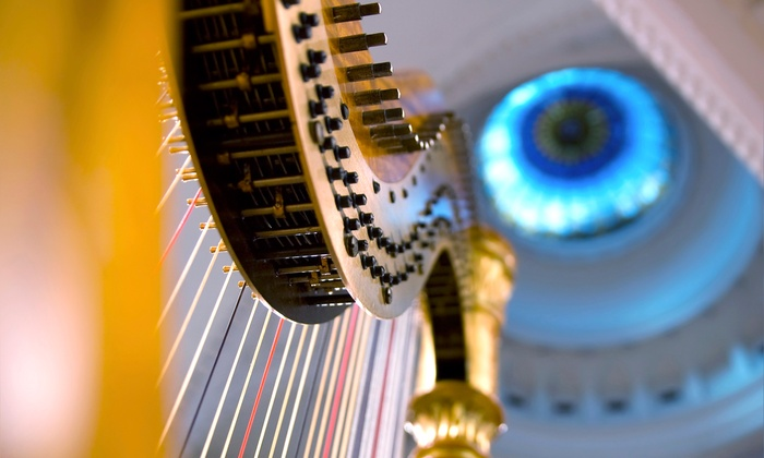 Bridget Harpist - Pittsburgh: One or Two Hours of Live Harp Music at a Special Event from Bridget Harpist (Up to 67% Off)