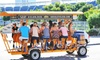 Social Cycle - San Diego: One, Two, or Four Pedal-Pub Tours from Social Cycle (52% Off)