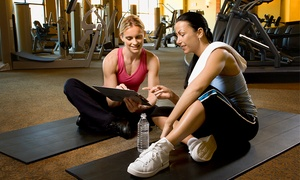 Giddy Up Personal Training: Two or Four Personal-Training Sessions at Giddy Up Personal Training (Up to 86% Off)