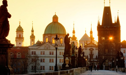 ✈ Prague: 24 Nights at Choice of 4* Hotels with Flights *