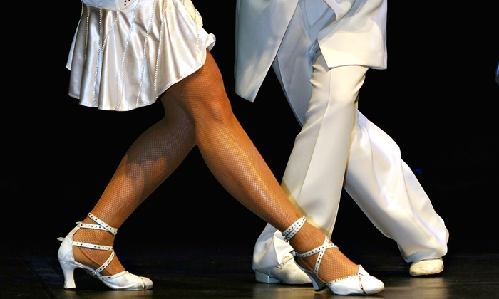 Eaux Performance And Dance Company Llc - Knoxville: $35 for $100 Worth of Dance Lessons — Eaux Ballroom