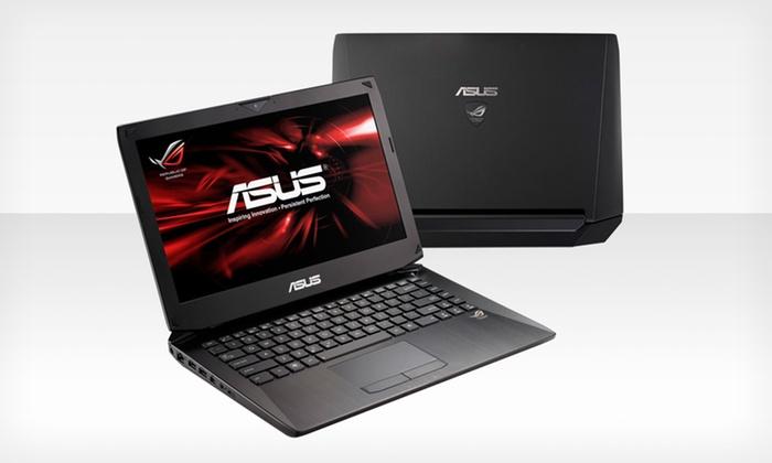 "ASUS 14"" Gaming Laptop: $649.99 for ASUS G46VW-BSI5N06 14"" Gaming Laptop (Manufacturer Refurbished) ($899.99 Value). Free Shipping and Returns."