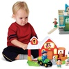 Airport Terminal or Barn and Farm Playset