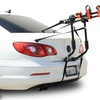 Trailer-Hitch or Trunk-Mounted Bike Rack for Up to 3 Bikes