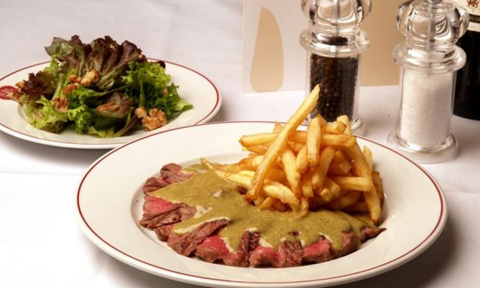 Relais de Paris - Lower State: French Cuisine for Two or Four at Relais de Paris (Up to 55% Off)