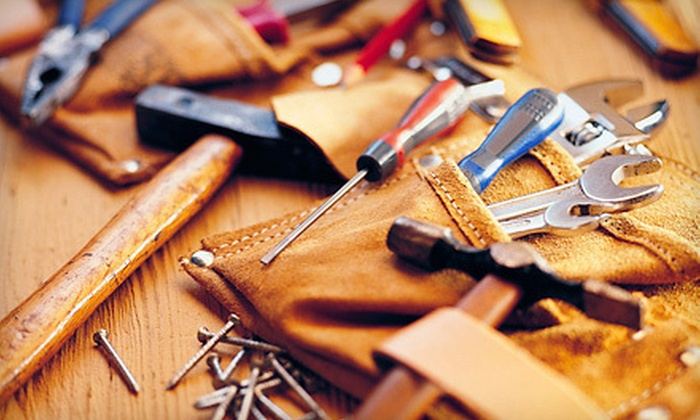San Mateo Handyman - Hillsdale: One or Two Hours of Services from San Mateo Handyman (Up to 61% Off)