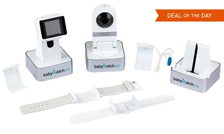 Wristwatch Baby Monitoring System