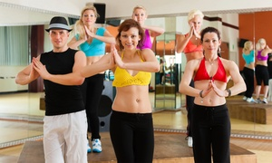 Invicta Fitness: One Month of Unlimited Fitness Classes with Optional Body-Composition Test at Invicta Fitness (Up to 56% Off)