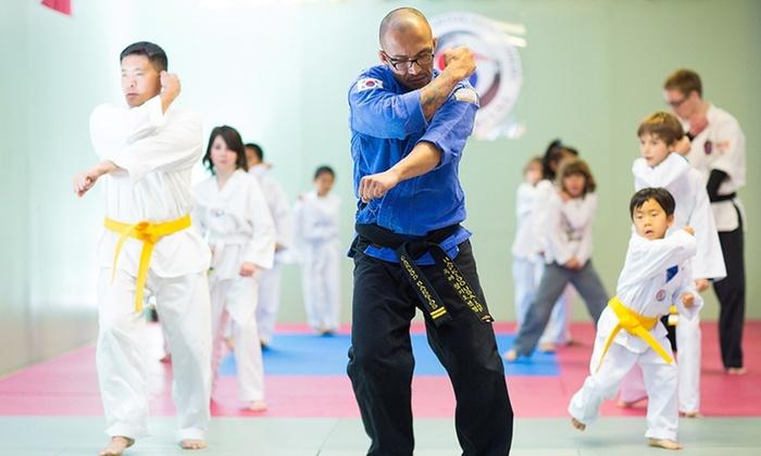 Barrios Martial Arts Academy - Central East San Francisco: $157 for $449 Groupon — Barrios Martial Arts Academy