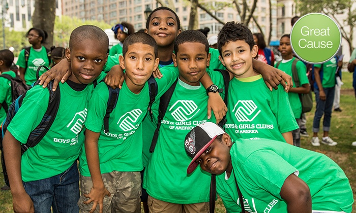 Boys & Girls Clubs of America: Boys & Girls Clubs of America – $10 for $20 Donation Helps Provide After-School Programming for a Child in Need