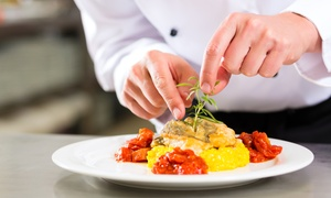Chef Andrew Bennardo's Culinary Classes: Chef-Led Cooking Class with Wine for One or Two from Chef Andrew Bennardo's Culinary Classes (Up to 53% Off)
