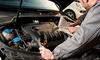 Hilltop Garage Horndean - Waterlooville: Full Car Service With Oil Change and Wash for £49.95 at Hilltop Garage Horndean