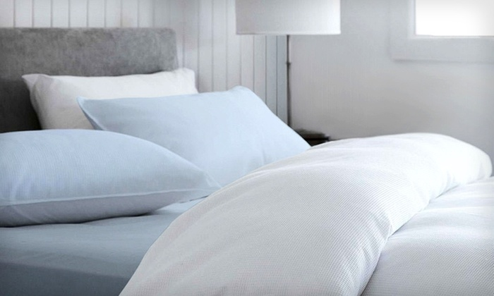 Hotel New York Microfiber Sheet Sets: $19 for Hotel New York Microfiber Sheets ($69.99 List Price). 39 Options Available. Free Shipping and Free Returns.