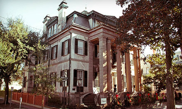 The Harper Fowlkes House - Downtown Savannah: Outing for Two or Four to The Harper Fowlkes House (Up to 53% Off)
