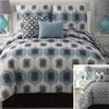 Tiberius Reversible 5-Piece Comforter Set