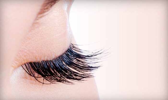 Envy Hair Studio  - Vancouver: Eyelash Extensions with Optional Fill-In at Envy Hair Studio (Up to 61% Off)