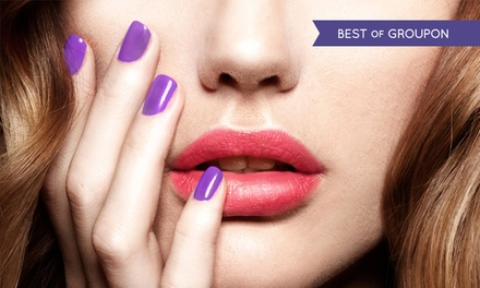 Shellac Manicure or Pedicure (£16) or Both (£26) at Nail Candy (Up to 60% Off)