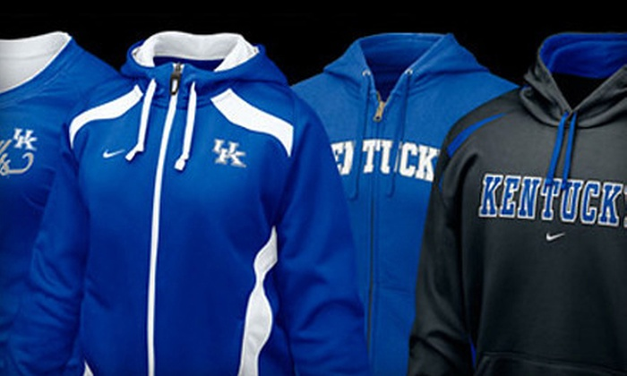 Fan Outfitters - Multiple Locations: $10 for $20 Worth of UK Collegiate Apparel, Gifts, and More at Fan Outfitters