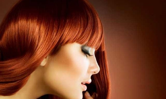 Jouvence Salon and Spa - Downtown: Up to 71% Off Haircut and highlight packages at Jouvence Salon and Spa
