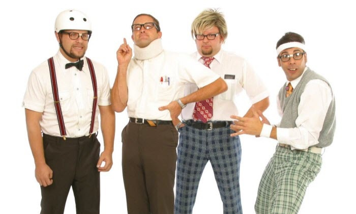 Spazmatics - House of Blues Sunset Strip: The Spazmatics on May 12, 19, or 26 at 9:30 p.m. (Up to 74% Off)